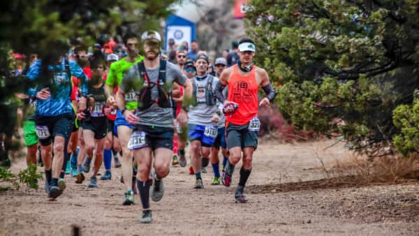 Half Marathon Start Part 2